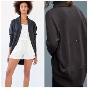 Wilfred Aritzia Diderot cocoon studded sweater Xs